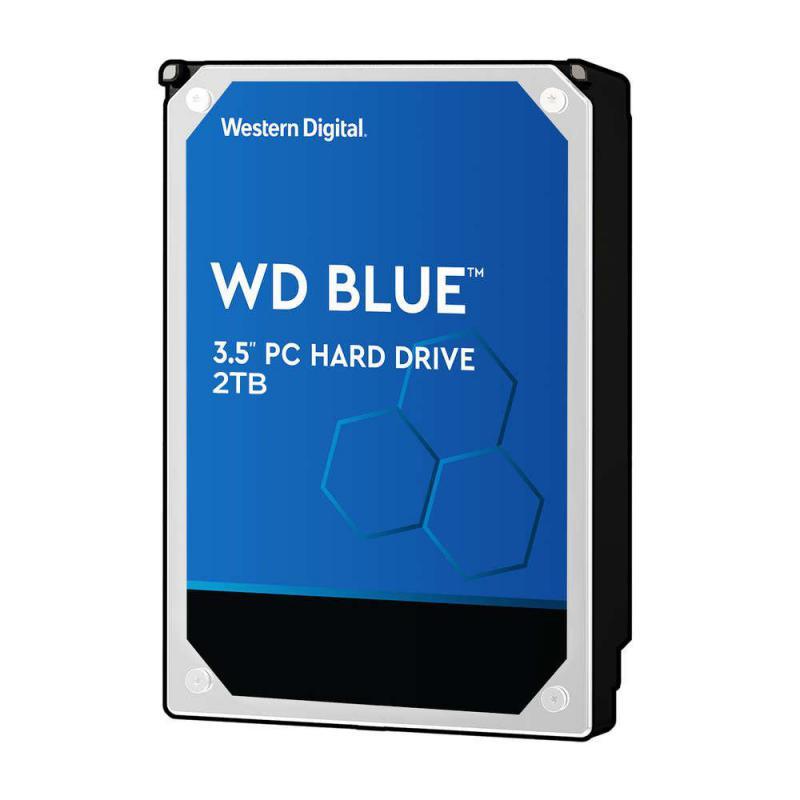 Western Digital WD Blue 2TB HDD, WD20EZAZ