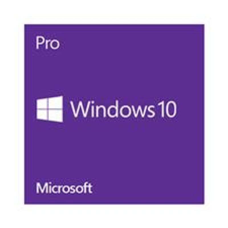 Windows 10 Professional 64-bit OEM DVD