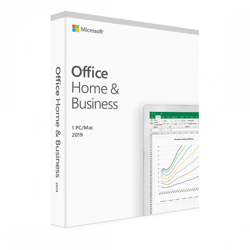 Microsoft OFFICE - HOME & BUSINESS 2019