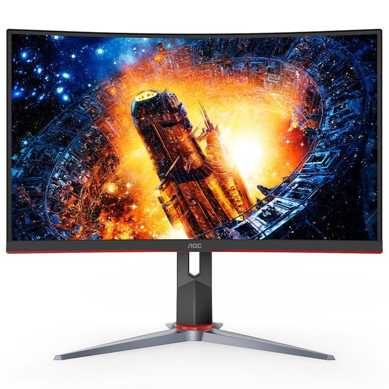 "AOC C27G2 27"" Curved Gaming monitor FHD 165Hz 1ms FreeSync"