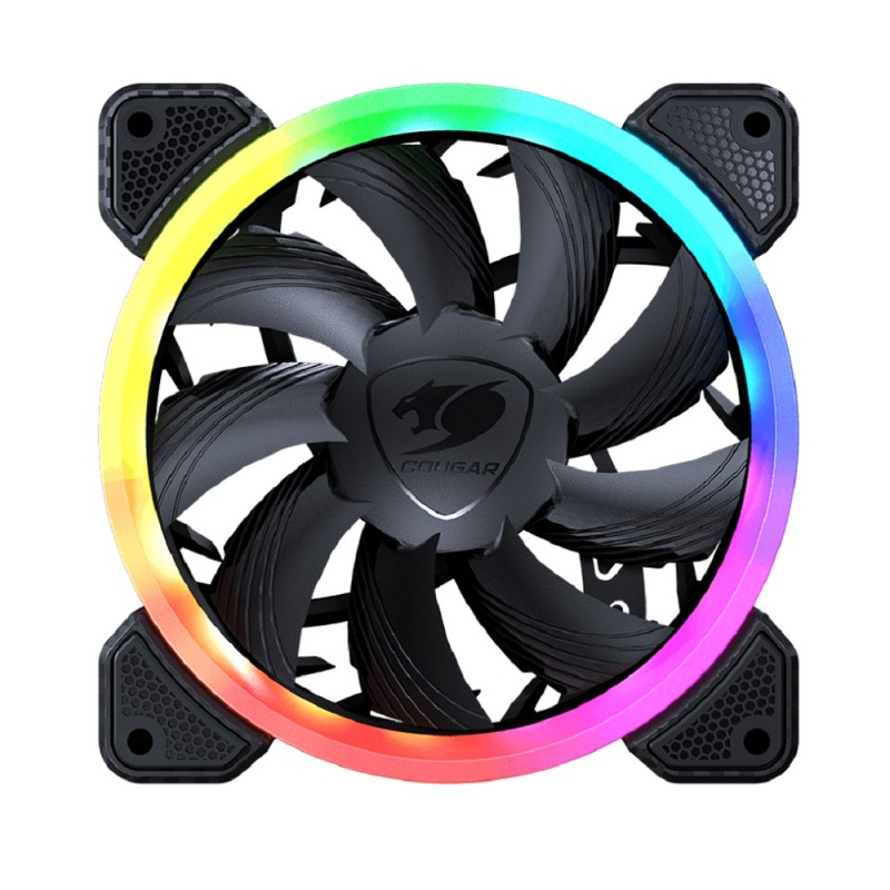Cougar VK120 (CF-VK12HB-RGB) 120mm Vortex ARGB PWM Fan