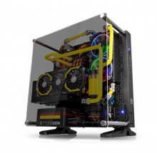 Thermaltake Core P3 Black Edition Tempered Glass Mid Tower Open Frame Case