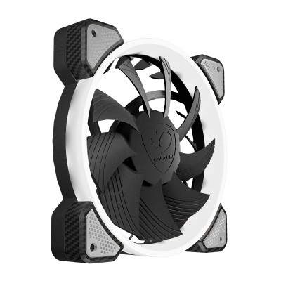 Cougar Vortex 120mm LED Case Fan - White