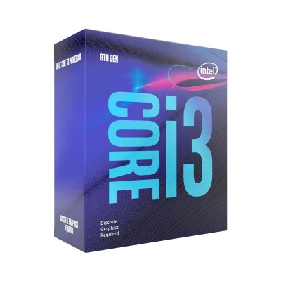 Intel Core i3 9100F 3.6Ghz Quad Core Processor