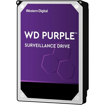 Western Digital WD Purple Surveillance 4TB Hard Drive, WD40PURZ