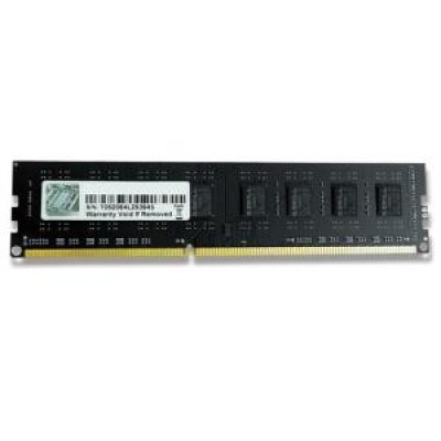 4GB PC3-10600/DDR3 1333MHZ 1.50V UNBUFFERED NON-ECC VALUE SERIES - NT