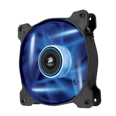 "Blue LED, Corsair ""Air Series"" SP120 LED Blue High Static Pressure 120mm Fan"
