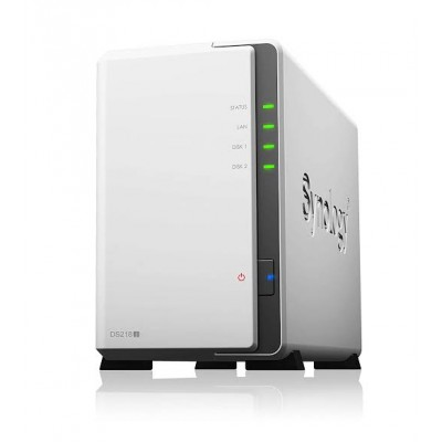 Synology DiskStation DS218j 2 Bay NAS