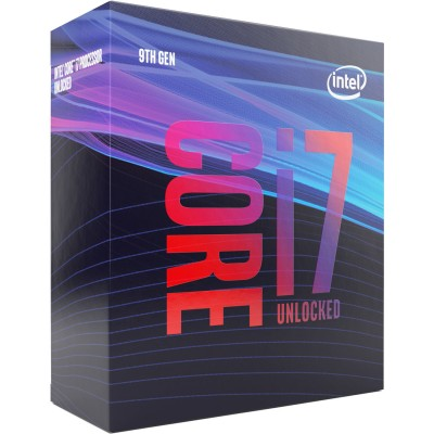 Intel Core i7 i7-9700K Octa-core (8 Core) 3.60 GHz Processor - Socket H4 LGA-1151