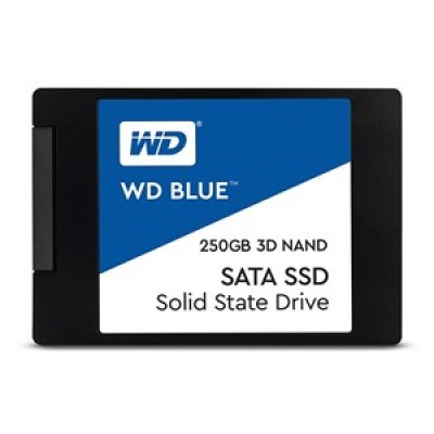 """WD WDS250G2B0A 250G Blue 2.5"""" SSD"""