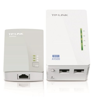 TP-LINK TL-WPA4220KIT Wifi AC500 Powerline Kit