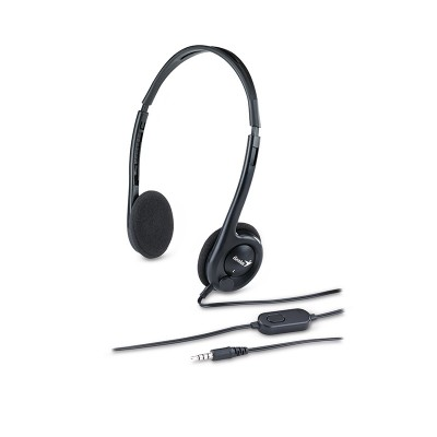 Genius HS-M200C Stereo PC Headset & Noise Cancellation Mic