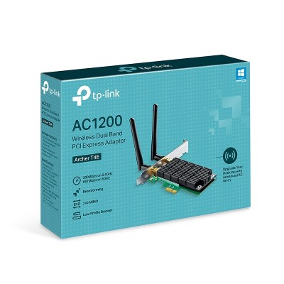 TP-Link Archer T4E AC1200 PCIe adapter