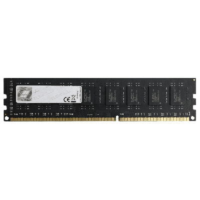 G Skill 4G(1x4G) DDR3 1333 PC10600 (F3-10600CL9S-4GBNT)