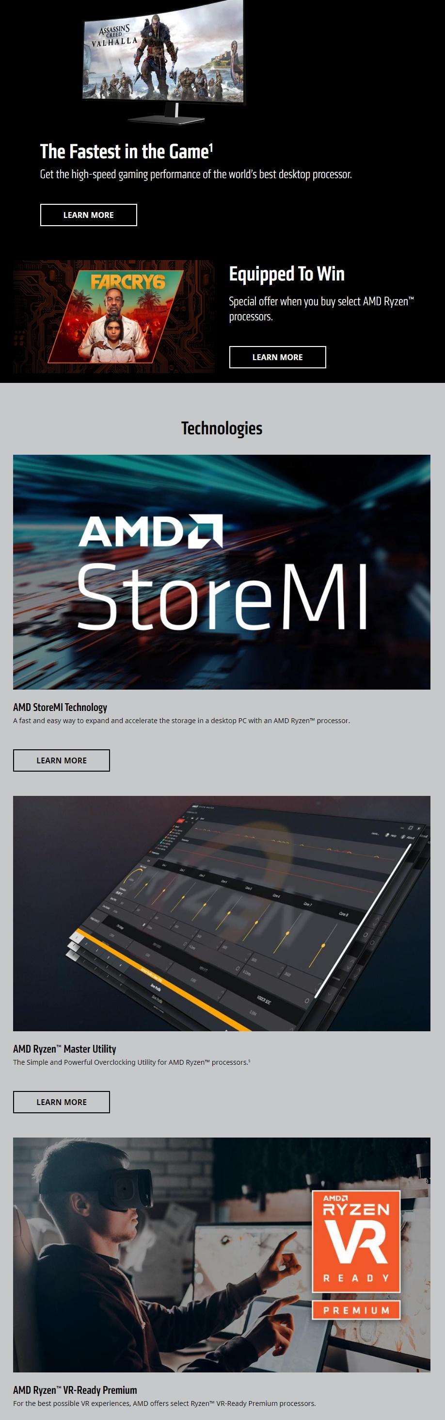 AMD Ryzen 7 5800X 8 Core 3.8Ghz CPU 100-100000063WOF
